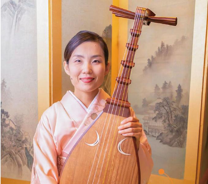 職人 琵琶 日本で唯一の琵琶修復師・ドリアーノが熱弁する「修理と修復の違い」